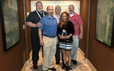 The Hofstetter Company wins award