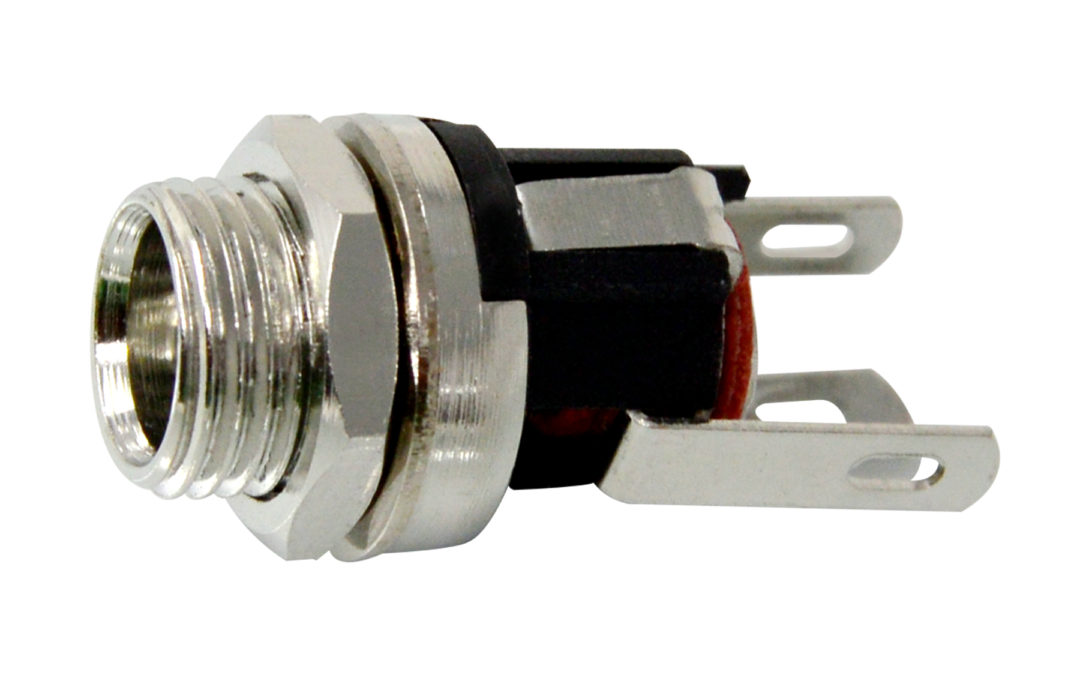 Kycon Expands Locking Power Jack Connector Line