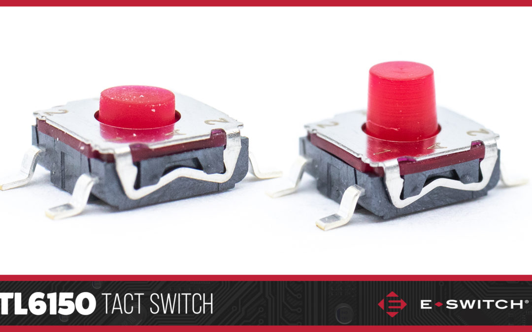 Astonishing 5,000,000 Life Cycle Tact Switch with IP67 Rating
